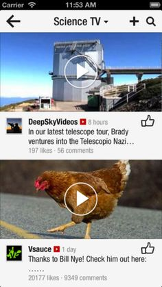 feed on Flipboard
