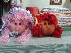 Boneca De Pano - Cabelos - 7