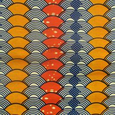 African Wax Print Fabric #218                                                                                                                                                      More