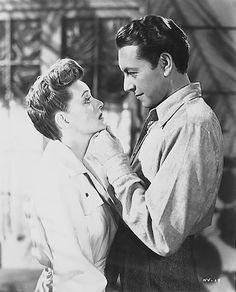 Now, Voyager (1942), Bette Davis and Paul Henreid