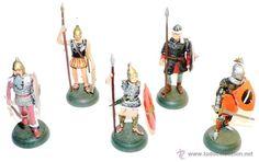 Juguetes Antiguos: 31 UNIDADES DE SOLDADOS DE PLOMO DE ALMIRALL PALOU - Foto 3 - 53558720