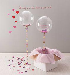 'Will You Be My Bridesmaid?' Balloon
