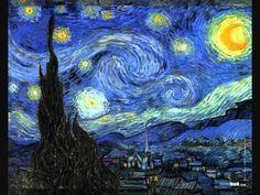 Vincent van Gogh Digital Story
