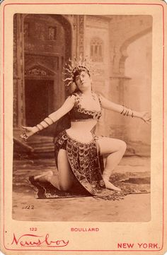 Vintage dancer #vintage photos
