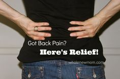 Natural Back Pain Treatment that really works! You won't believe what might be causing your back pain (and more) and how easy it is to resolve it! (Bad Posture Fix Products) Neck And Back Pain, Low Back Pain, Neck Pain, Posture Fix, Bad Posture, Headache Relief, Back Pain Relief, Back Pain Quotes, Treatment For Back Pain