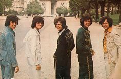 The Osmond Brothers!