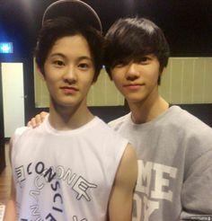 Mark and Jaemin #SMROOKIES