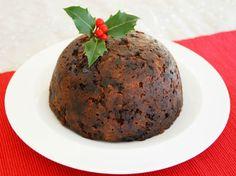 Simple Christmas Pudding