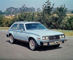 1979 AMC Sprint DL 2-Door Sedan