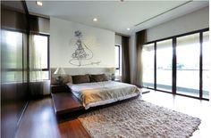 Precioso cuadro para un bonito dormitorio. Cada elemento esta en su justa medida