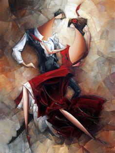 Nathan Brutsky- Latin Dancing