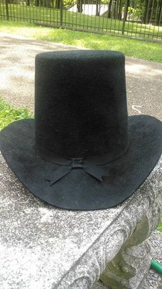 a6d33a928dc Michael Agee custom 1795 top hat