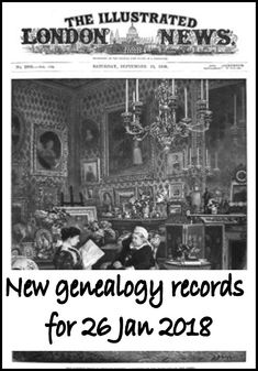 Even Queen Victoria is keeping up with all the great new genealogy records for her family history !