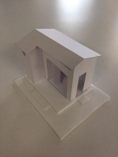 1:50 Sketch Model 5