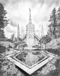 Portland OR Temple
