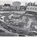 Yankee Stadium - history, photos and more of the New York Yankees ballpark from New York Yankees Stadium, New York Mets, New York Giants, Shea Stadium, Yankee Stadium, Monument Park, Polo Grounds, Lower Deck