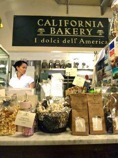 California Bakery - Milan, Italy