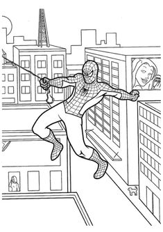 Free Printable Spiderman Coloring Pages Spiderman Coloring Pages Printable Linefa Fun Time. Free Printable Spiderman Coloring Pages Ba Spiderman Color. Avengers Coloring Pages, Spiderman Coloring, Cartoon Coloring Pages, Disney Coloring Pages, Coloring Book Pages, Printable Coloring Pages, Comics Spiderman, Baby Spiderman, Lego Spiderman