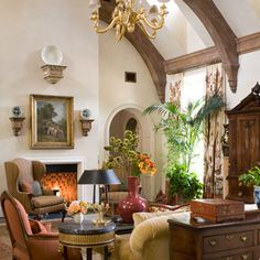Forth Worth Showhouse; Interior Design by Larry Boerder. Photographed by Emily Minton Redfield.
