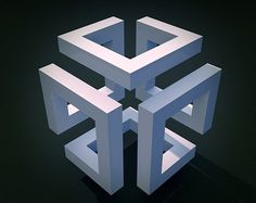 Cube, Géométrie, Construction