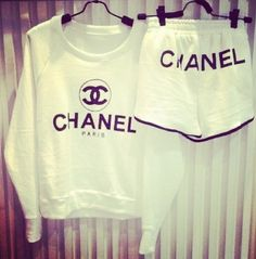 Fit and Healthy lifestyle - the standard new years resolution...preferably in Chanel