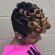 Them Curls Tho' @saloncristol - http://community.blackhairinformation.com/hairstyle-gallery/short-haircuts/curls-tho-saloncristol/