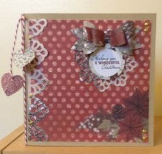Craftwork Cards Christmas card