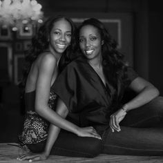 Love the pose for a mother daughter portrait