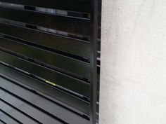 Baton Style Window Screen Door Gate Design, Outdoor Blinds, Powder Coat Colors, Window Screens, Color Schemes, Windows, Colours, Curtains, Glass