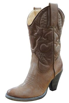 Denver Cowgirl Boot