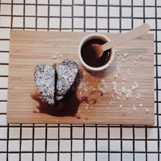 Vegan Salted Coconut Caramel Sauce With Australian Sweet Treat Aficionados, I Heart Brownies | Free People Blog #freepeople