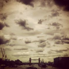 London all cozy and grey #travel