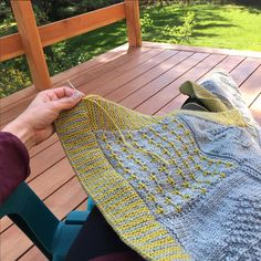 2nd Martin Storey KAL by Rowan Yarns in Rowan Pure Wool Worsted, knit by Dayana Knits (pattern is free, click to find it!)