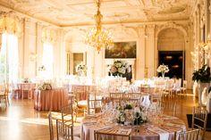 Photography: Studio Atticus Photography - studioatticus.com  Read More: http://www.stylemepretty.com/2014/09/26/elegant-newport-wedding-at-rosecliff-mansion/