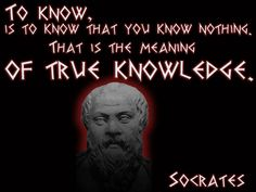 Great Greek Philosopher Socrates, firmly believed that writing was inhuman and could only be the image of knowledge and not knowledge itself.