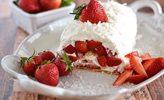 SHARING IS CARING0100A no-bake icebox cake that tastes like spring! With spring just around the corner, you are bound to be looking out for new and exciting recipes to make. So how about this one. Fresh strawberries cut into halves, coconut flakes, heavy cream and graham crackers. A very simple and pretty straightforward dessert. Best …