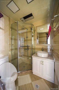 European Style House Bathroom Design Interior Renderings 2015