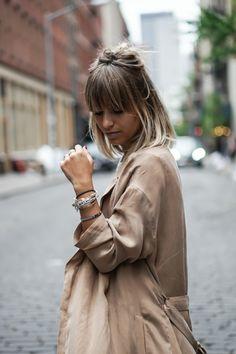 Pixie Cut Styles, Short Hair Styles, Cut And Style, Short Hair Cuts, New Hair, Coat, Bangs, Health And Beauty, Hair Beauty