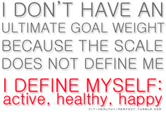 I Define Myself