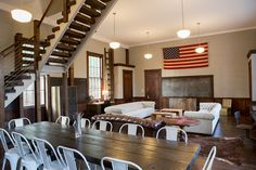 Old Catskill schoolhouse becomes a beautiful Inn. Two hours from Manhattan. Hillside Schoolhouse, Barryville, NY.