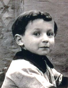 Jacques Waks age 6 from Paris, France was sadly murdered in Auschwitz in 1944.