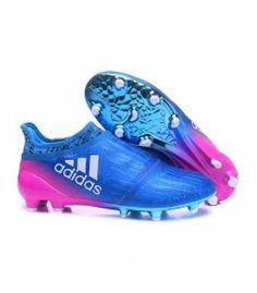 Adidas ACE Soldes 2017 Adidas ACE 17 Purecontrol FG Dragon Jaune Vert Bleu Chaussures De Foot