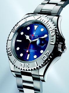 @ROLEX of the week: Oyster Perpetual Yacht-Master at @Everest1950, official #Rolex retailer, @Baselworld 2012