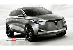 Tesla Model Y: een compacte SUV voor 2018 #1