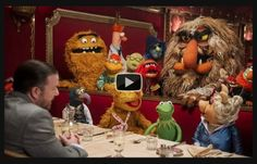 The Muppets Most Wanted Official Movie Trailer. #themuppets #mostwanted