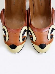 Bambi shoes!!!