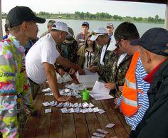 Летний рыболовный фестиваль «Перекат РБ - 2015»