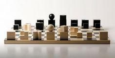 Hablemos un poco de todo: Ajedrez Bauhaus