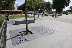 Grille d'arbre - Metz (57) - Sineu Graff Le Mobilier Urbain http://www.sineugraff.com/