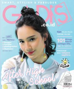 What is your next step after high school? Find the answer at GADIS March issue! Grab it fast, girls! #GADISNextStepAfterHighSchool #GADISMarchIssue